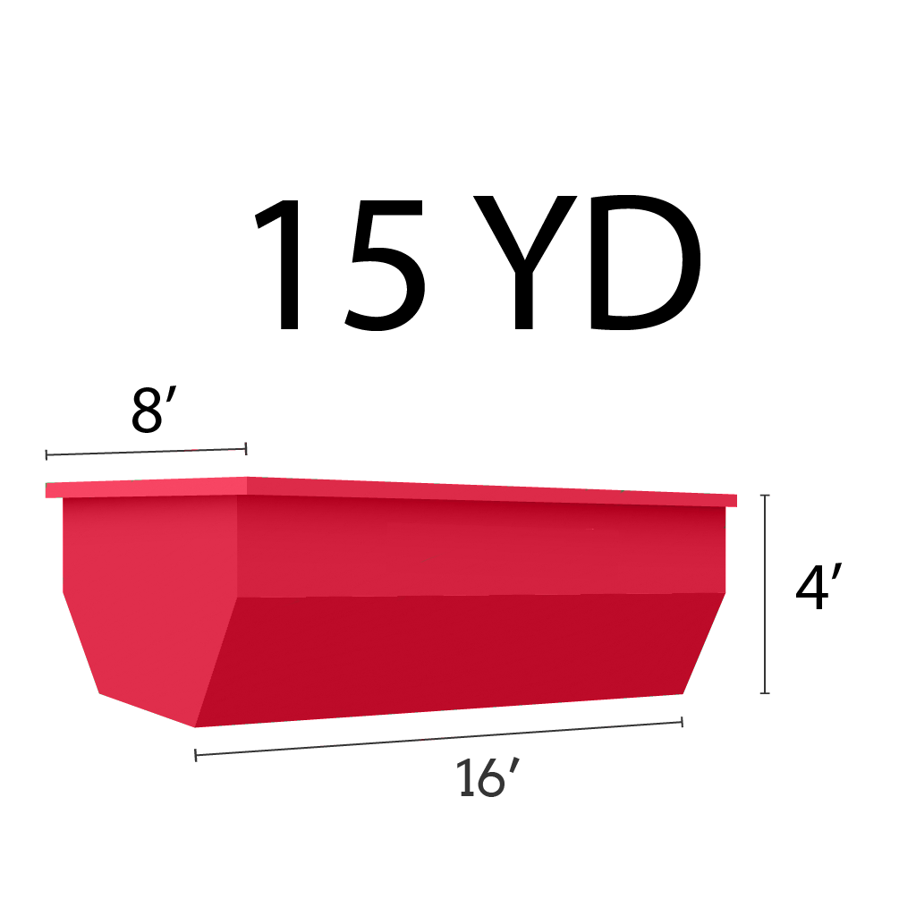 Image of dumpster: 15YD Roll-Off